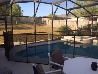 Minneola Pool Fence