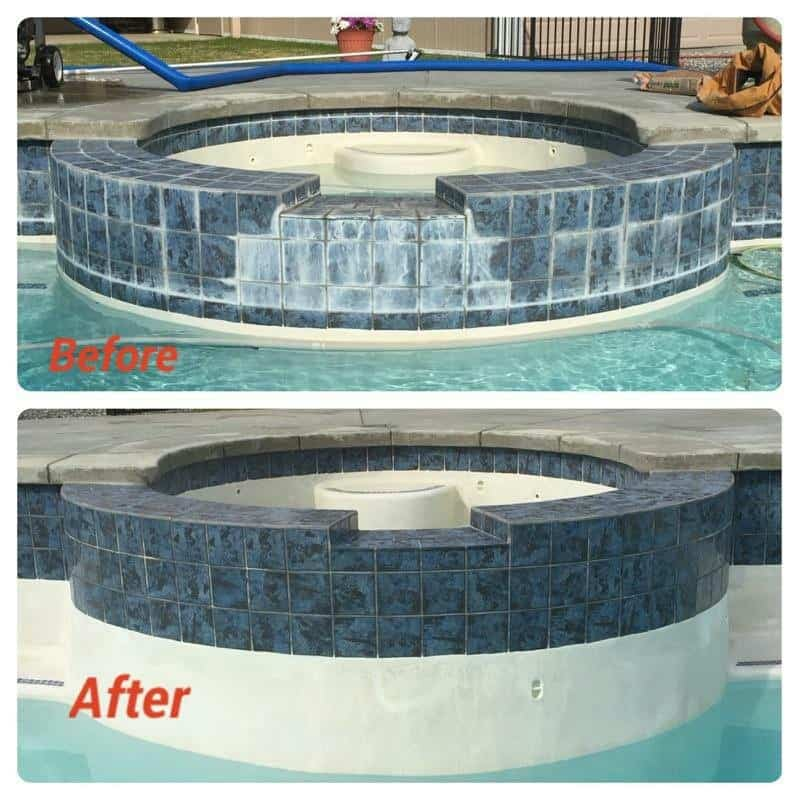 pool tile cleaning calif pool