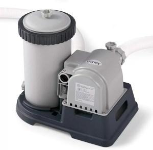Intex 28633EG Krystal Clear Cartridge Filter Pump for Above Ground Pools