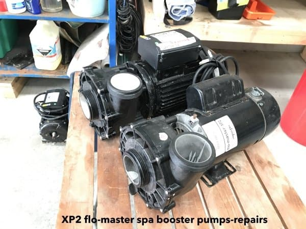 XP2   LX Pump comparisons