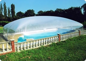 Pool Enclosures Can Extend Your Swimming Season: Part 2