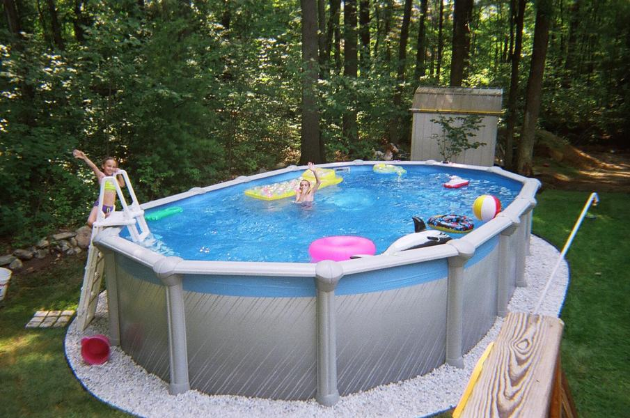 Above Ground Pool Safety Tips: Part 1