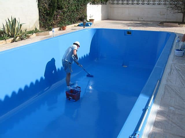 Swimming Pool Repainting Myths