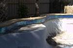 replacing pool tile process mckinney tx executive pool service 5