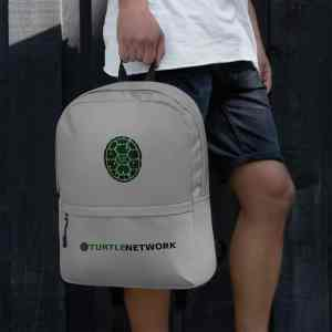 turtle network school bag