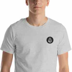 EOS Circle Logo Short-Sleeve Unisex T-Shirt