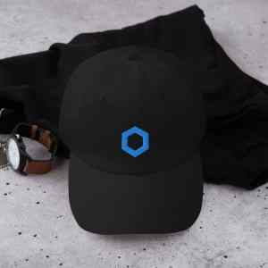 Chainlink Logo Dad hat
