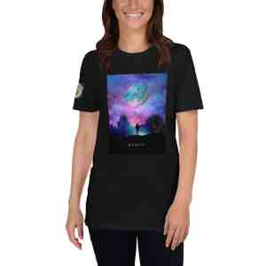 Based Poster & Logo Short-Sleeve Unisex T-Shirt