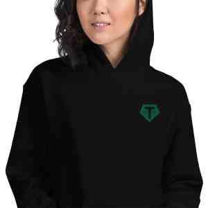 Tether USD Logo Unisex Hoodie