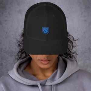 Sentinel VPN Logo Trucker Cap