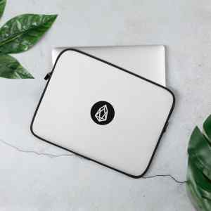 EOS Circle Logo Laptop Sleeve