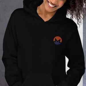Monero Logo Unisex Hoodie