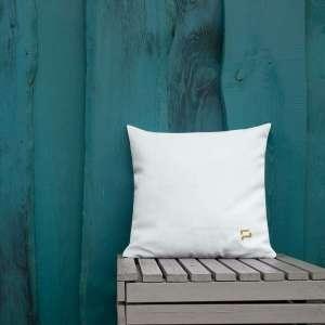 Pirate Chain Premium Pillow