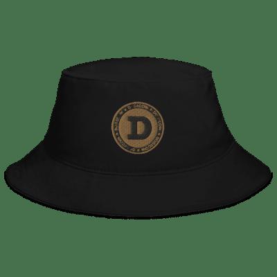 bucket-hat-i-big-accessories-bx003-black-front-6096cac2e048b.png