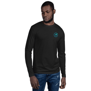 Komodo Logo Long Sleeve Fitted Crew