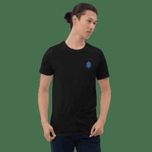 Turtle Network Logo Short-Sleeve Unisex T-Shirt