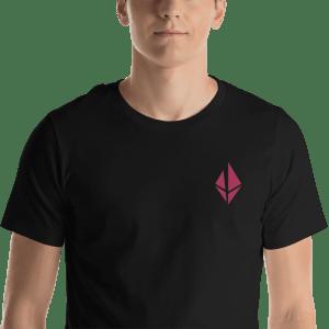 Etho Protocol Logo Short-Sleeve Unisex T-Shirt