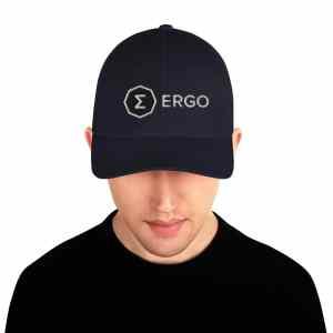 Ergo Full Logo Structured Twill Cap
