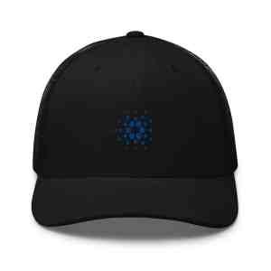 Cardano Logo Trucker Cap
