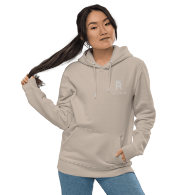unisex-essential-eco-hoodie-desert-dust-front-61394f3907bc6.png