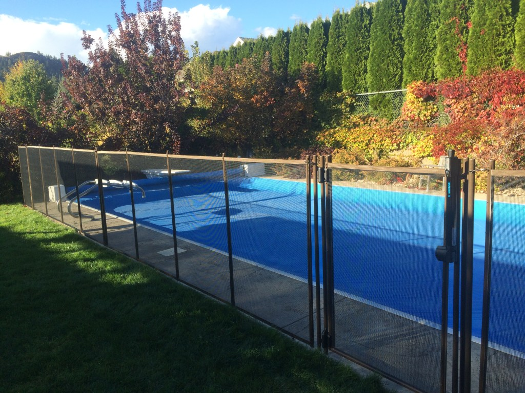 pool fences in kelowna and bc interior