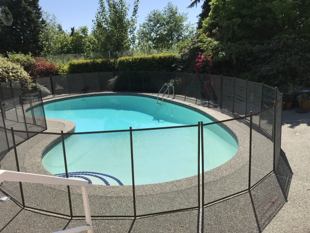 pool fence installer in vancouver
