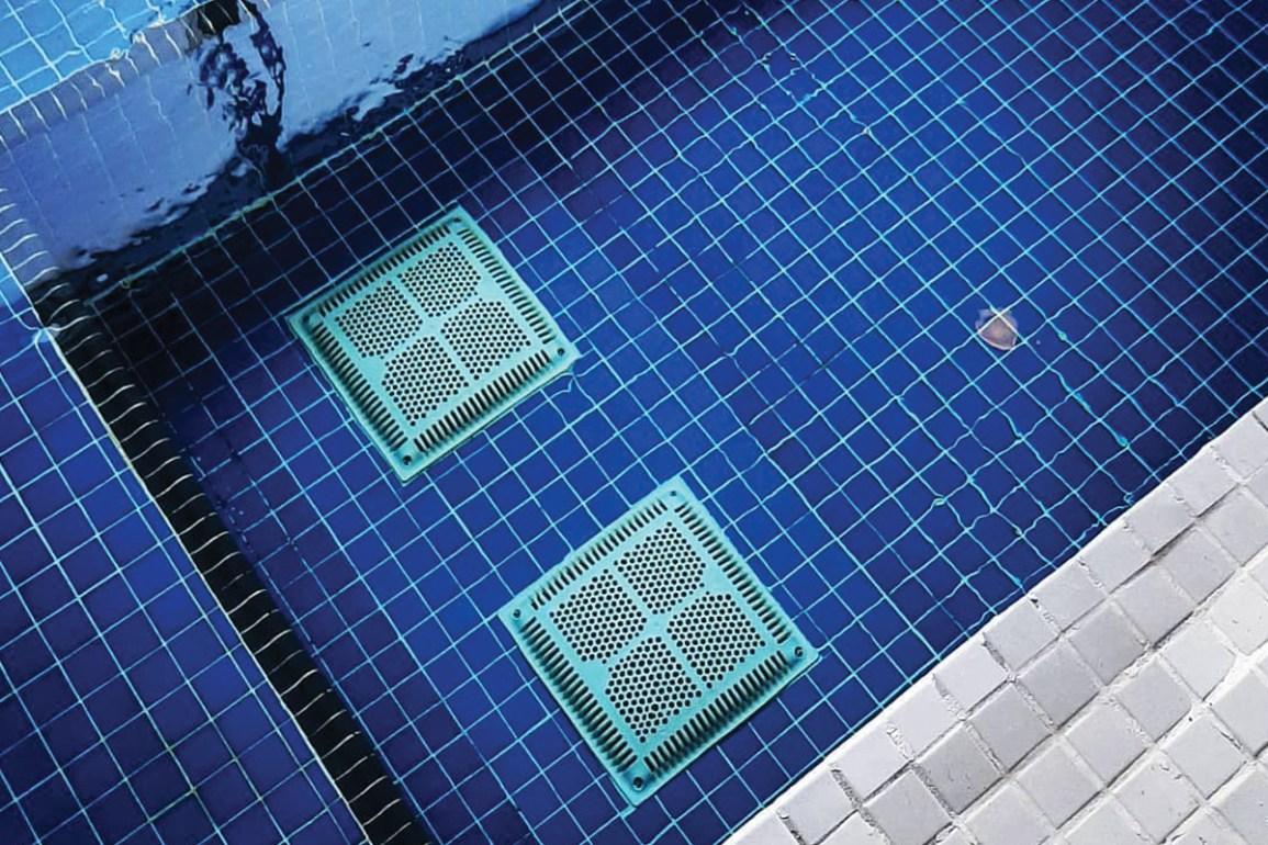 VGB pool entrapment