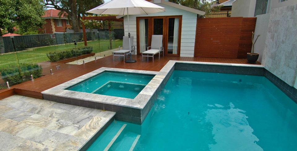 New Concrete Pool