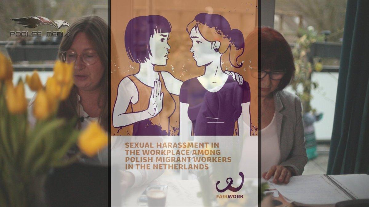 Polki wykorzystywane seksualnie w Holandii? O nas na pierwszych stronach gazet.