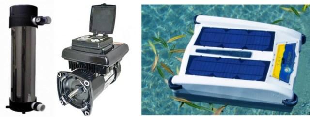 energy efficient pool equipment