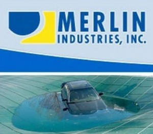 Merlin Safety Cover Logo