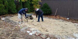Pool and sand removal service
