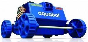 Aquabot Pool Jr above ground pool cleaner