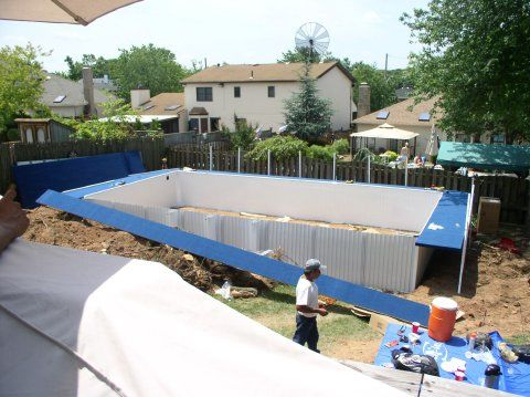 Above ground pool installation price true cost to put up a pool for Cost of swimming pool installation inground