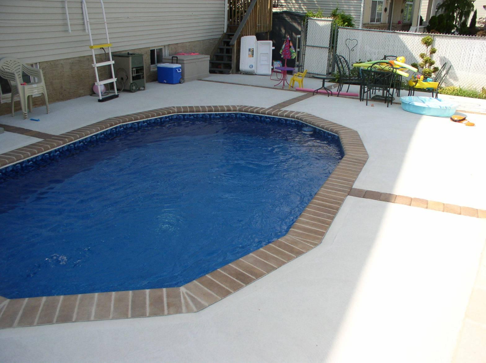 Aquasport 52 swimming pool