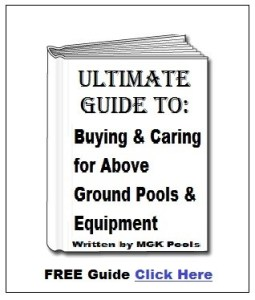 above-ground pool book