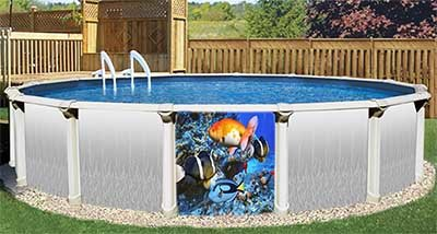 Above Ground Swim Pool Packages