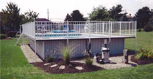 Admiral's Walk Swim Pool