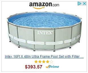 Intex Pool on Amazon