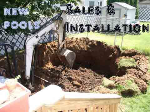 Local Pool Installers Find Above Ground Pool Installer