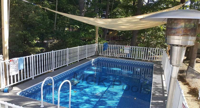 Pool Packages Above Ground Pools Semi Inground