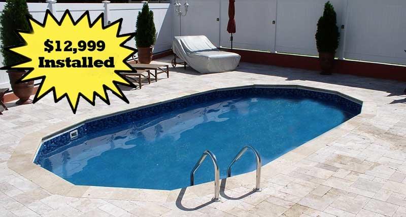 Inground Swimming Pool Deal