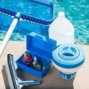 Weekly Pool Maintenance Service