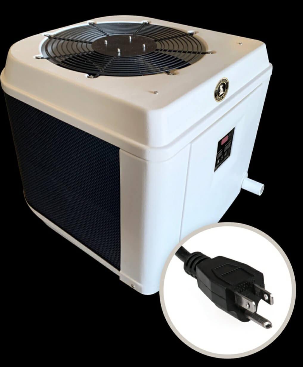 New Heat Pump Mgk Pool Service
