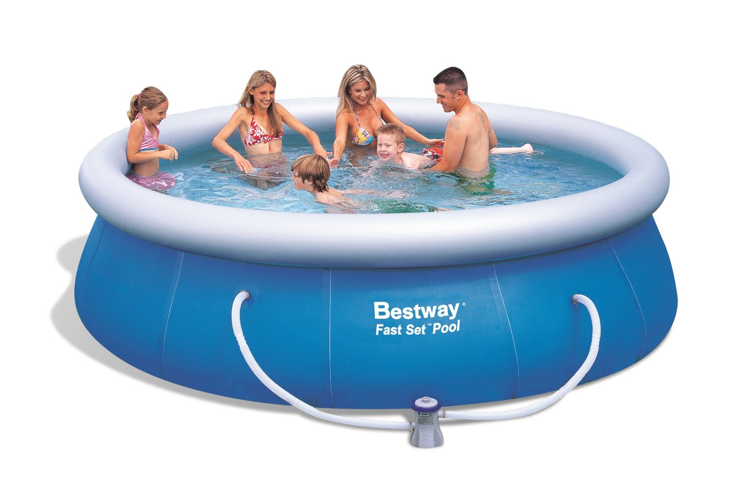 bestway fast set pool review pools and tubs. Black Bedroom Furniture Sets. Home Design Ideas