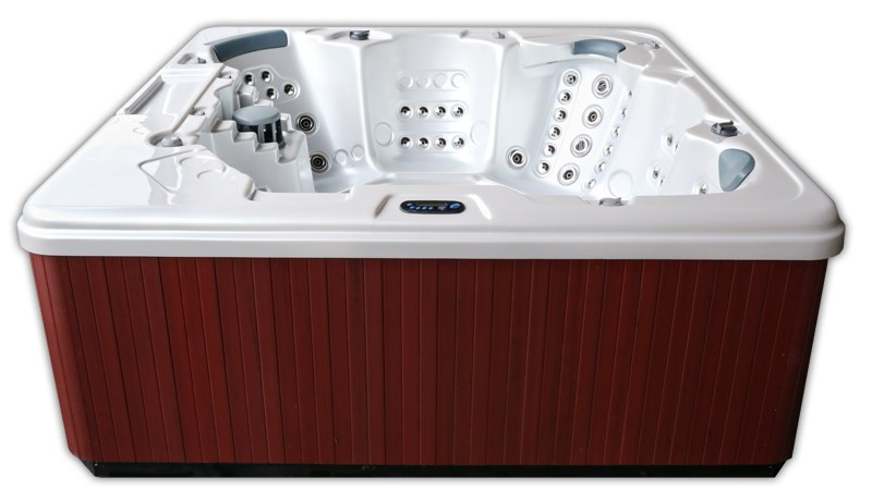 Attrayant Home And Garden Spas LPI106X12 5 Person 106 Jet Spa With MP3 Auxiliary  Hookup