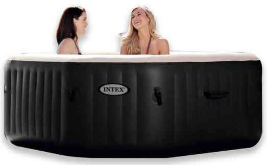 Intex PureSpa Jet & Bubble Deluxe Portable Hot Tub
