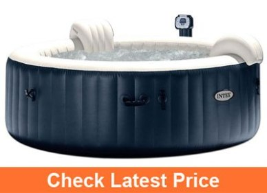 Best above ground pool and inflatable hot tub pools and tubs for Bestway vs intex