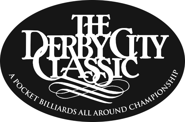 The Derby City Classic Logo - Pool Stats Edition