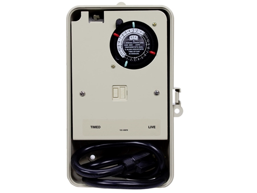 Intermatic Portable Two-Circuit Above Ground Pool Timer